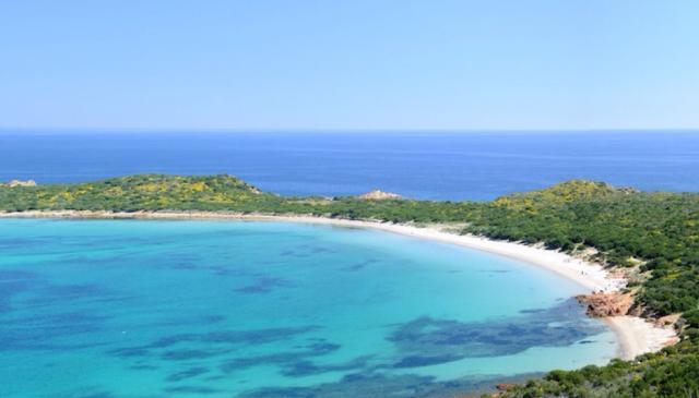 Spiaggia di Capo Coda Cavallo