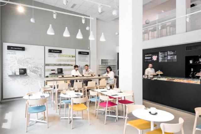 Moleskine Café – Milan Corso Garibaldi