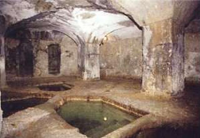 Bagni ebraici alla Giudecca - Daniela Rosati