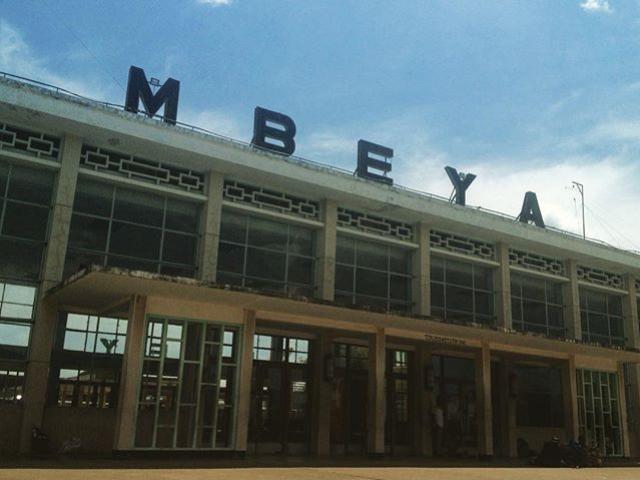TAZARA - MBEYA RAILWAY STATION