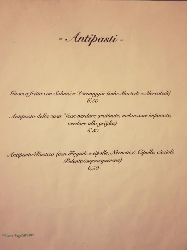 Trattoria Bolognese da Mauro